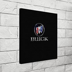 Холст квадратный Buick цвета 3D — фото 2