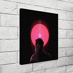 Холст квадратный Blade Runner: Acid sun цвета 3D — фото 2