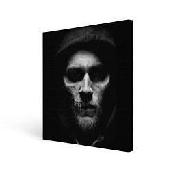Холст квадратный Sons Of Anarchy цвета 3D-принт — фото 1