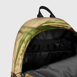 Рюкзак Кокос цвета 3D — фото 2