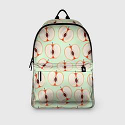 Рюкзак Молодильные яблочки цвета 3D-принт — фото 2