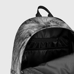 Рюкзак Милый лев цвета 3D-принт — фото 2
