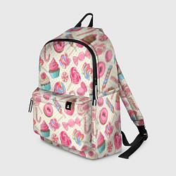 Рюкзак Радости для сладости цвета 3D — фото 1