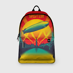 Рюкзак Led Zeppelin: Hindenburg цвета 3D-принт — фото 2