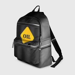 Рюкзак Oil цвета 3D — фото 1
