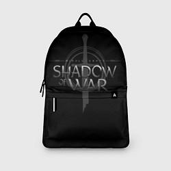 Рюкзак Shadow of War цвета 3D-принт — фото 2