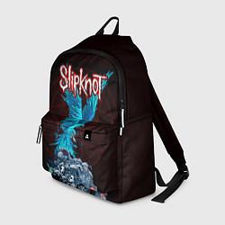 Рюкзак Орел группа Slipknot цвета 3D-принт — фото 1