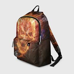 Рюкзак Дьявол цвета 3D — фото 1