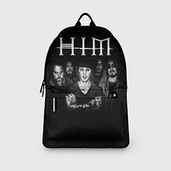 Рюкзак HIM Rock цвета 3D-принт — фото 2