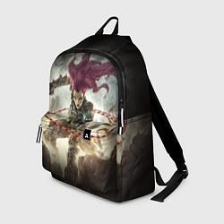 Рюкзак Darksiders Warrior цвета 3D — фото 1