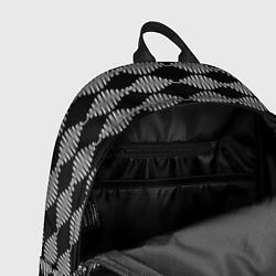 Рюкзак Arctic Monkeys: Black style цвета 3D — фото 2