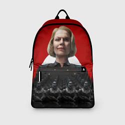 Рюкзак Wolfenstein: Irene Engel цвета 3D-принт — фото 2