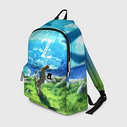Рюкзак Z-Link цвета 3D-принт — фото 1