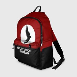 Рюкзак HU Flag: B&R цвета 3D — фото 1