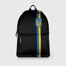Рюкзак Украина цвета 3D-принт — фото 2