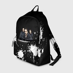 Рюкзак Группа OOMPH! цвета 3D — фото 1