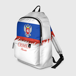 Рюкзак Crimea, Russia цвета 3D — фото 1