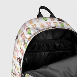 Рюкзак MONSTA X 10 цвета 3D-принт — фото 2