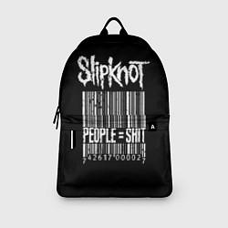 Рюкзак Slipknot: People Shit цвета 3D-принт — фото 2