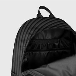 Рюкзак Citroen: Red Carbon цвета 3D-принт — фото 2