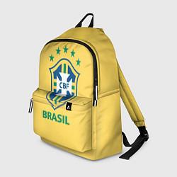 Рюкзак Brazil Team цвета 3D-принт — фото 1