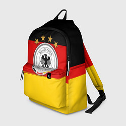 Рюкзак Немецкий футбол цвета 3D — фото 1