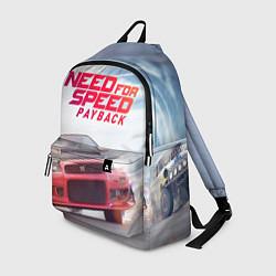 Рюкзак Need for Speed: Payback цвета 3D — фото 1