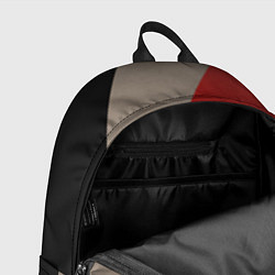 Рюкзак Skrillex Style цвета 3D-принт — фото 2