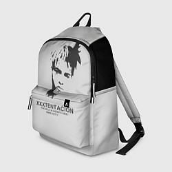 Рюкзак XXXTentacion RIP цвета 3D-принт — фото 1