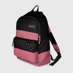 Рюкзак Black Pink: Logo цвета 3D — фото 1