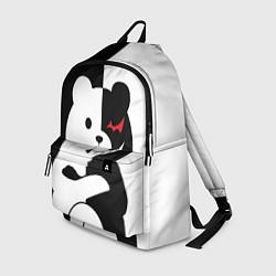 Рюкзак Monokuma Drae цвета 3D — фото 1