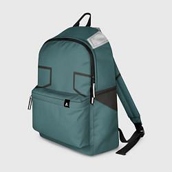 Рюкзак MHA IZUKU MIDORIYA цвета 3D-принт — фото 1