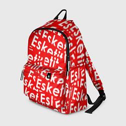 Рюкзак Esketit Pattern цвета 3D — фото 1