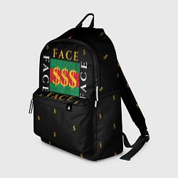 Рюкзак FACE GG Style цвета 3D — фото 1