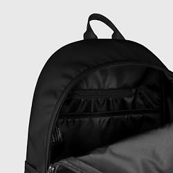 Рюкзак Off-White: Love цвета 3D-принт — фото 2