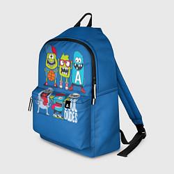 Рюкзак Cool Dudes цвета 3D — фото 1