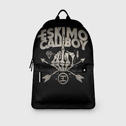 Рюкзак Eskimo Callboy: Bones цвета 3D — фото 2