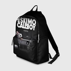 Рюкзак Eskimo Callboy: Crystalis цвета 3D — фото 1