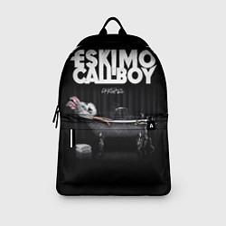 Рюкзак Eskimo Callboy: Crystalis цвета 3D-принт — фото 2