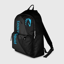 Рюкзак TEAM LIQUID цвета 3D-принт — фото 1