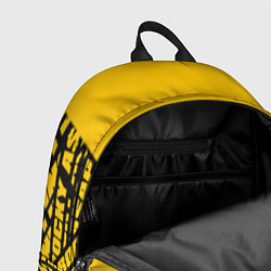 Рюкзак ASAP Rocky Testing цвета 3D-принт — фото 2