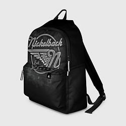 Рюкзак Nickelback Est. 1995 цвета 3D-принт — фото 1