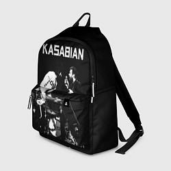 Рюкзак Kasabian Rock цвета 3D-принт — фото 1