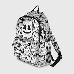 Рюкзак Marshmello Ghost цвета 3D — фото 1