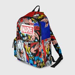 Рюкзак Thor: MARVEL цвета 3D — фото 1