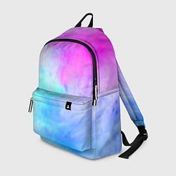 Рюкзак Неоновое лето цвета 3D-принт — фото 1