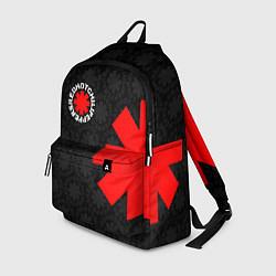 Рюкзак RED HOT CHILI PEPPERS цвета 3D-принт — фото 1