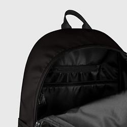 Рюкзак Monsta X цвета 3D-принт — фото 2