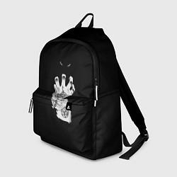Рюкзак Выжигющий Искру цвета 3D — фото 1