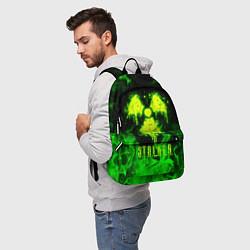 Рюкзак STALKER 2 цвета 3D-принт — фото 2